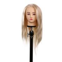 Cap Manechin Practica Par Blond Lungime Par 45cm