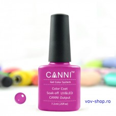 Oja Semipermanenta CANNI  7.3ml - Medium Red Violet