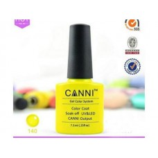 Oja Semipermanenta CANNI  7.3ml - Neon Yellow