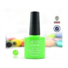 Oja Semipermanenta CANNI  7.3ml - Neon Green