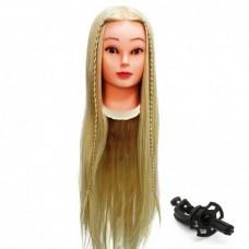 Cap Practica Coafor Par Blond 50% Natural Lungime 75cm