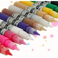 Creioane (Oja) Pictura 3D - Set 12 Culori