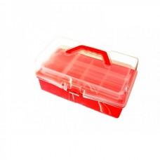 Geanta Compartimentata din Plastic pentru Unghii False