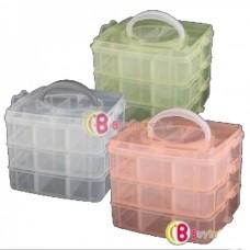 Geanta Compartimentata din Plastic pentru Ustensile